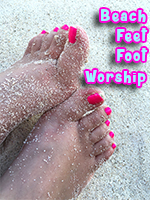 Beach-Foot-Worship
